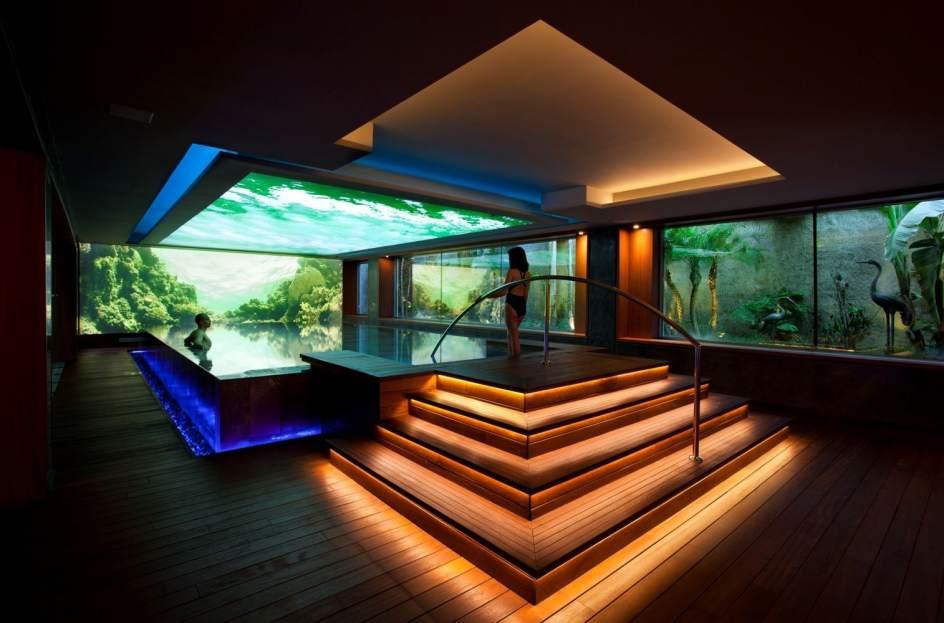 Lujo y sostenibilidad o c mo hospedarse en hoteles que for Hoteles de lujo en vitoria