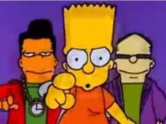 'Do The Bartman', vendido en una subasta por 35.000 euros