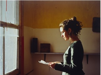 Woman Reading a Possession Order; Persons Unknown, Tom Hunter, 1997