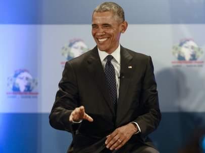 Obama en Kenia