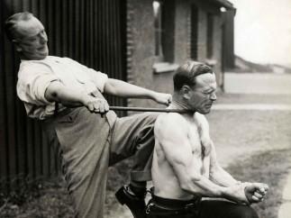 George Challart, London, around 1935,  photographer unknow