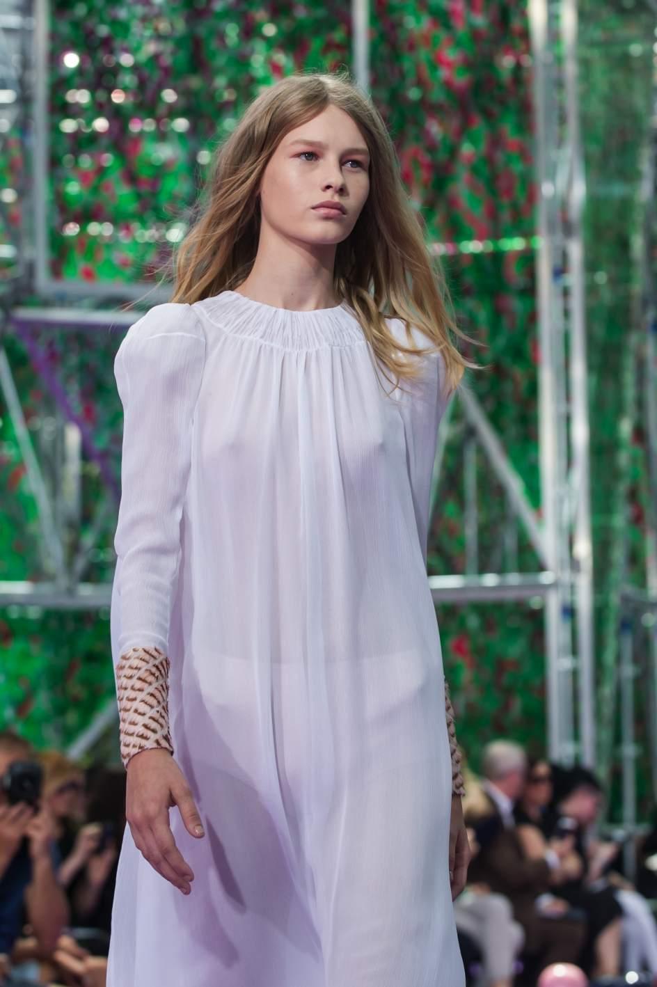 La nueva modelo de Dior de solo 14 añitos
