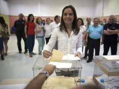 Sara Hern�ndez, nueva secretaria general del PSM