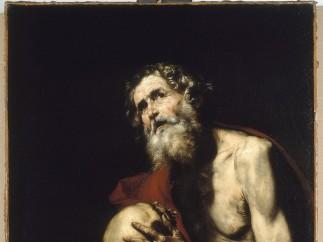 José de Ribera, San Jerónimo peniente, 1634