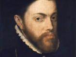 Retrato de Felipe II, Antonio Moro, 1555-1558