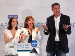 Levy, Sánchez-Camacho y García Albiol