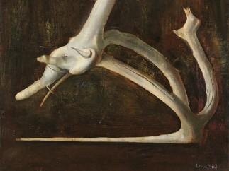 Leonor Fini, Os branche (Bone Branch), 1943