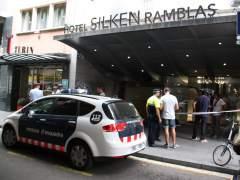 Dos heridos en un tiroteo cerca de la Rambla de Barcelona