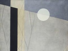 La faceta oculta como pintor del vanguardista del arte tecnol�gico Moholy-Nagy