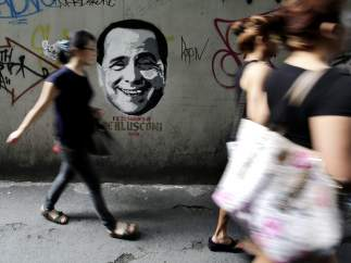 '50 sombras de Berlusconi'