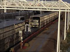 Eurotunnel afirma haber interceptado a 37.000 inmigrantes