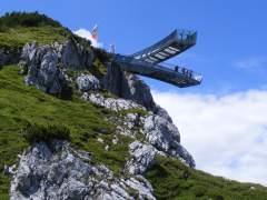 Turismo de v�rtigo, localizaciones para aventureros sin miedo a las alturas