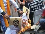 Manifestación India