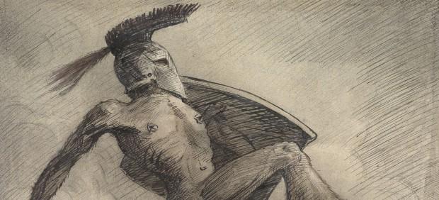Alfred Kubin, Der Krieg, 1907