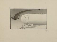 Alfred Kubin y Lyonel Feininger, dos almas gemelas dibujando la angustia de Europa Central