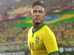 Neymar en Pro Evolution Soccer 2016