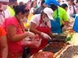 M�xico elabora el mayor bocata del mundo