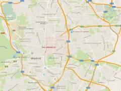 Detenido en Madrid por matar a martillazos a su madre