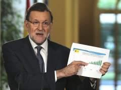 """Rajoy, sobre las escuchas de la trama P�nica: """"Son reprochables"""""""
