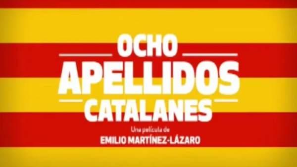 Ver v�deo 'Ocho apellidos catalanes' ya tiene teaser
