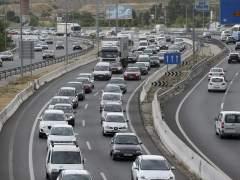 Tr�fico prev� 4,6 millones de desplazamientos por carretera este fin de semana