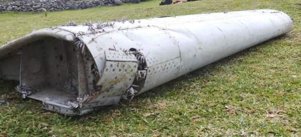 Hallan en Mozambique restos de un avión que podrían pertenecer al MH370