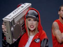 Taylor Swift alcanza con 'Shake it off' los dos billones de reproducciones en Youtube