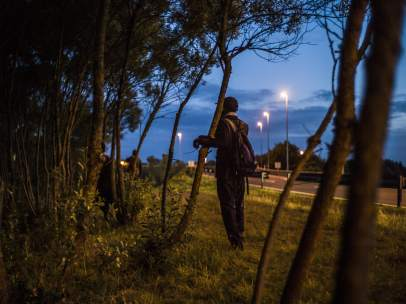 Inmigraci�n en Calais