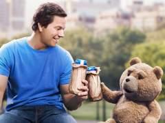 'Ted 2' tampoco supera a 'Del rev�s' en su debut en taquilla