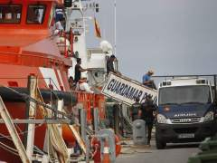 Muere un inmigrante escondido en una maleta en un ferry rumbo a Almer�a