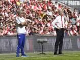 Mourinho y Wenger