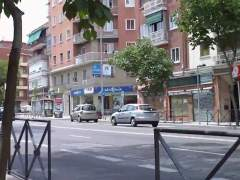 Una reyerta en Carabanchel deja tres heridos, dos por arma de fuego