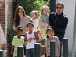 familia Jolie-Pitt