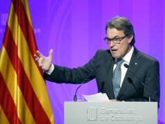 """Artur Mas: """"El recuento del 27-S ser� en diputados y basta una mayor�a del 51%"""""""