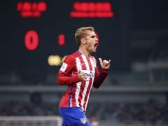 El Atl�tico se reencuentra con el gol en Shangh�i