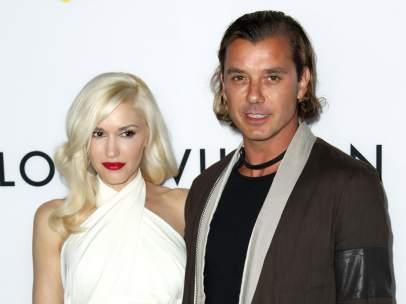 Gwen Stefani y Gavin Rossdale