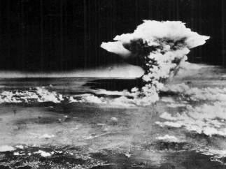 Hiroshima bomba atómica