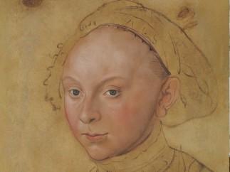 Lucas Cranach der Jüngere, Katharina von Braunschweig-Grubenhagen, um 1540