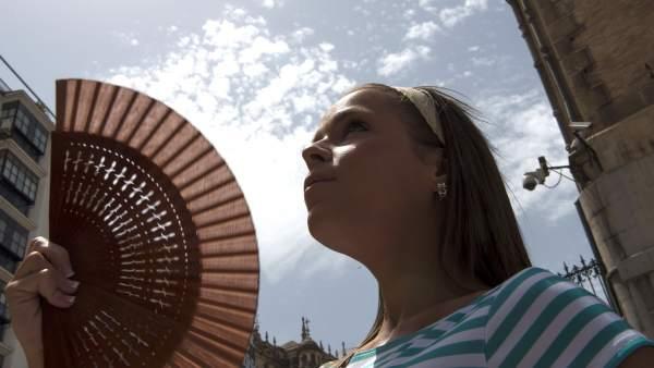 Calor en España