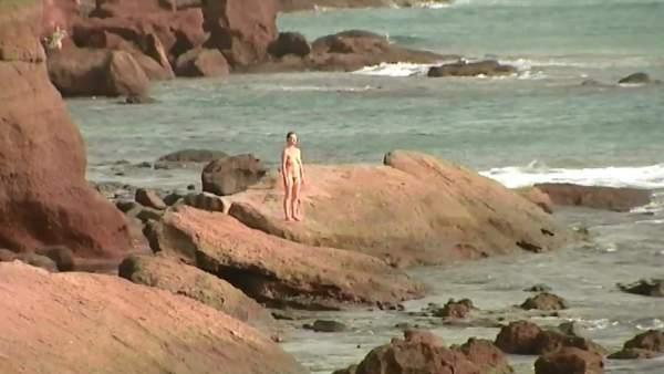 A la playa naturista en alicante - 3 1