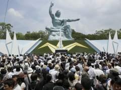 70 aniversario de la bomba sobre Nagasaki