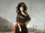 Francisco de Goya, The Duchess of Alba, 1797