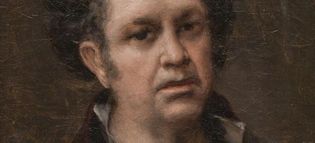 Francisco de Goya, Self Portrait, 1815
