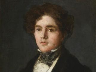 Francisco de Goya, Mariano Goya y Goicoechea, 1827