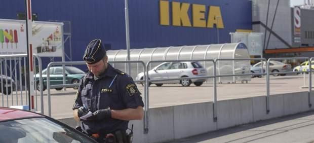 Apuñalados en Ikea