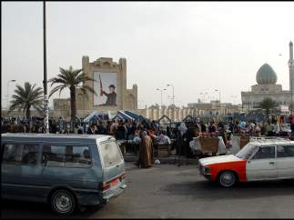 Mercado de Bagdad