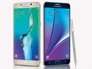 Samsung NOTE 5 y Samsung Galaxy S6 Edge Plus