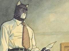 Blacksad, el gato espa�ol que arrasa en Estados Unidos
