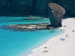 Playa de Los Muertos de Carboneras (Andaluc�a)