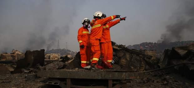 Explosión en Tianjin
